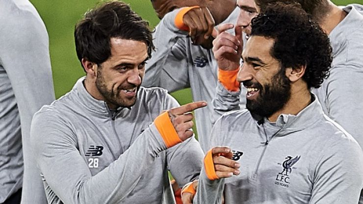 Mohamed Salah proposed an interesting bet with Danny Ings at the start of the season