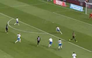 WATCH: Leon Bailey scores first goal of the season in spectacular fashion