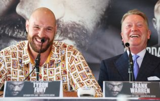 Frank Warren allays panic about Tyson Fury's lack of licence to box in Nevada or New York