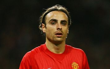 Dimitar Berbatov speaks about his toughest opponent in training at Man United