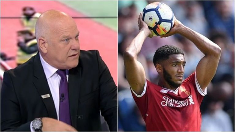 Liverpool mocked by Andy Gray for appointing specialist throw-in coach