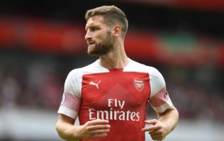 Shokdran Mustafi could face punishment from the FA for his celebration against Cardiff