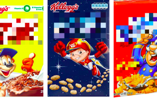 QUIZ: Can you name the cereal after we pixelated the label?