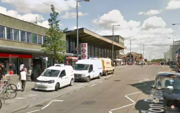 Police launch east London manhunts after two broad daylight stabbings