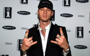 Machine Gun Kelly takes aim at Eminem with scathing diss record