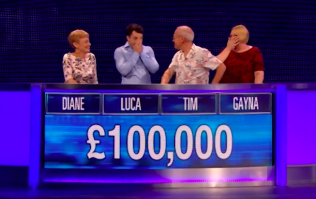 Players take home £100,000 on The Chase and break record for highest win on daytime TV