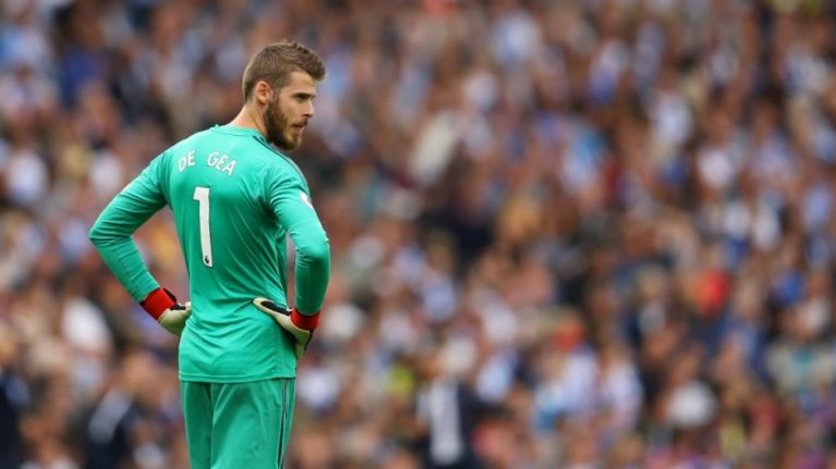 José Mourinho confident that David De Gea will sign new deal with Manchester United