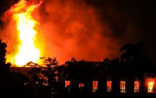 Brazil's 200-year-old national museum and most of its 20 million artefacts have been destroyed
