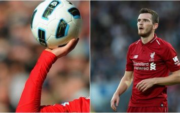 Liverpool's newest coach on the three types of throw-ins he's aiming to improve