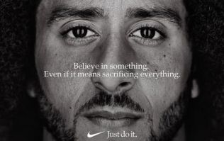 Colin Kaepernick becomes the face of Nike's latest 'Just Do It' campaign