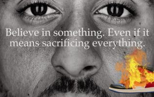 COMMENT: Protesting Colin Kaepernick by burning your own shoes is peak patriotism