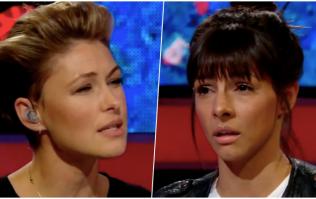 Emma Willis took no prisoners when interviewing Roxanne Pallett on Monday night