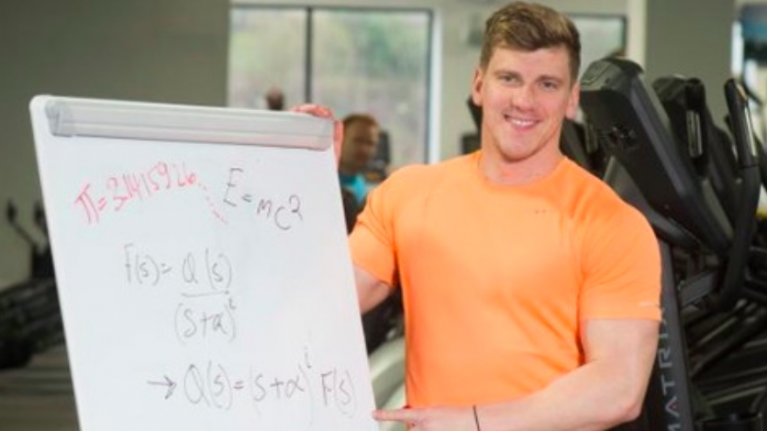 Bodybuilding mathematician shares the fitness formulae you need