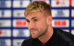 Luke Shaw admits he nearly lost his leg after horror injury