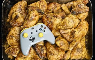 Xbox has launched a 'greaseproof' controller so you no longer have to wipe fried chicken on your trousers you disgusting animal