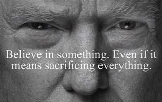 Donald Trump Jr. makes the worst Nike meme imaginable
