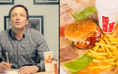 Burger King are offering somebody £20,000 to taste test their new burger