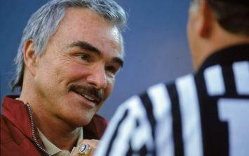 Legendary movie star Burt Reynolds has died, aged 82