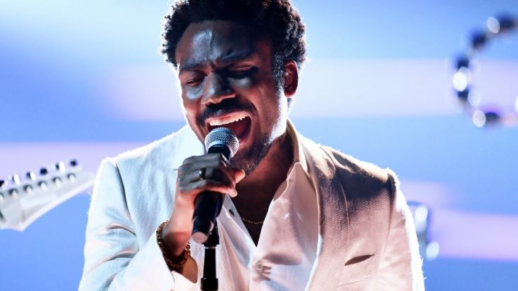 "Childish Gambino debuted a new song last night on first date of ""final"" tour"