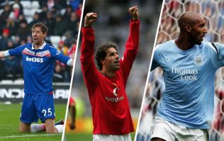 QUIZ: At which club did these strikers score the most goals-per-game?