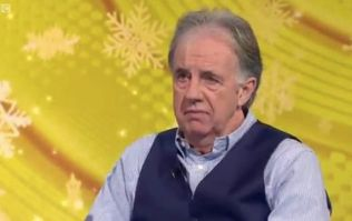 Viewer's email alerted Mark Lawrenson to cancerous blemish on his face