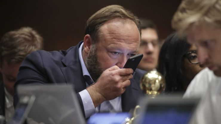 Apple permanently bans Alex Jones' InfoWars from the App Store