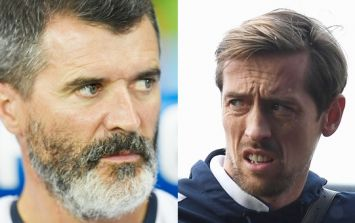 Roy Keane made Peter Crouch sell his Aston Martin