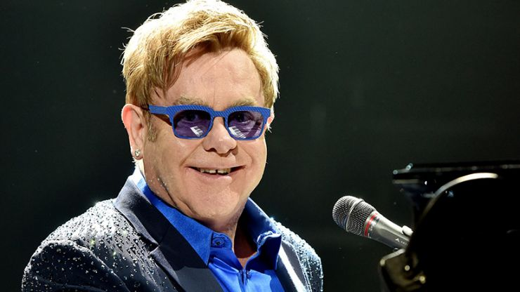 Elton John announced as the voice of this year's John Lewis Christmas advert