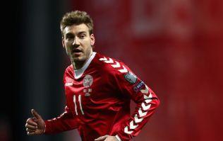 Nicklas Bendtner reportedly arrested after incident with taxi driver