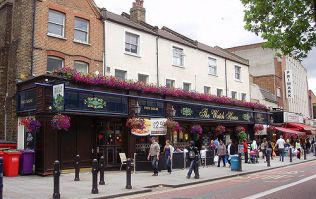 Wetherspoons is banning dogs from all pubs