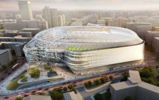 Real Madrid to start renovating Santiago Bernabeu stadium this year