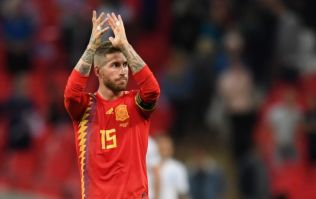 Sergio Ramos sends get well wishes to Luke Shaw after brutal clash with Dani Carvajal