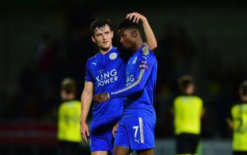 Ben Chilwell and Demarai Gray set for senior England call-ups
