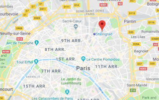 Two Britons stabbed in Paris attack