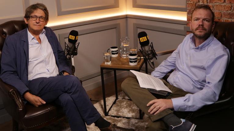 Unfiltered with James O'Brien | Episode 47: Alan Rusbridger
