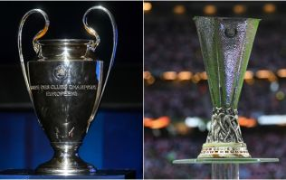 Uefa to introduce third club competition alongside Champions League and Europa League