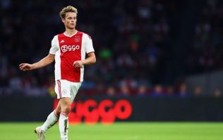 Tottenham battling with Barcelona and Real Madrid for Ajax wonderkid