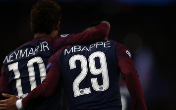 Diego Simeone believes Neymar is more of a team player than Kylian Mbappé