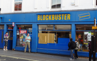 Remembering the five emotional stages of a trip to Blockbuster