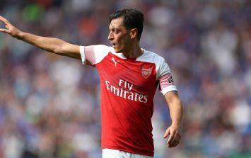 Mesut Ozil linked with shock January move