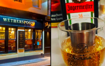 JD Wetherspoon set to ditch Jägerbombs due to Brexit