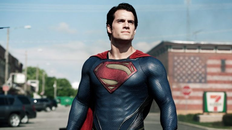 Henry Cavill won't be playing Superman again in the DC movies