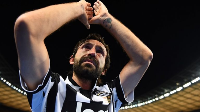 Andrea Pirlo in talks to come out of retirement for one-off game