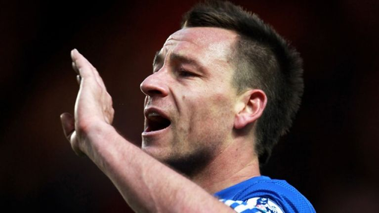 John Terry releases statement on decision to turn down Spartak Moscow