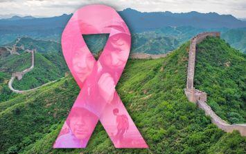 The Great Wall of China trek that is helping to change the way breast cancer is treated