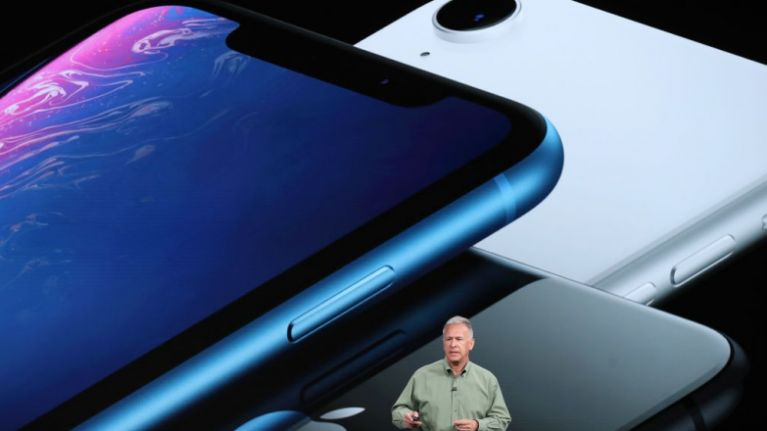 Apple unveil three new iPhones which go on sale this month