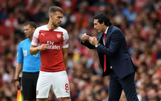 Italian giants chasing Aaron Ramsey as they near Ivan Gazidis appointment