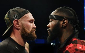 Anthony Joshua gives his verdict on Tyson Fury versus Deontay Wilder