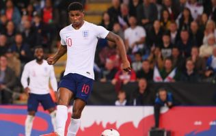 Gareth Southgate believes Marcus Rashford can be England's Cristiano Ronaldo