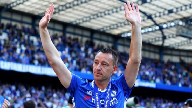 John Terry considering Chelsea offer after Spartak Moscow deal fell through